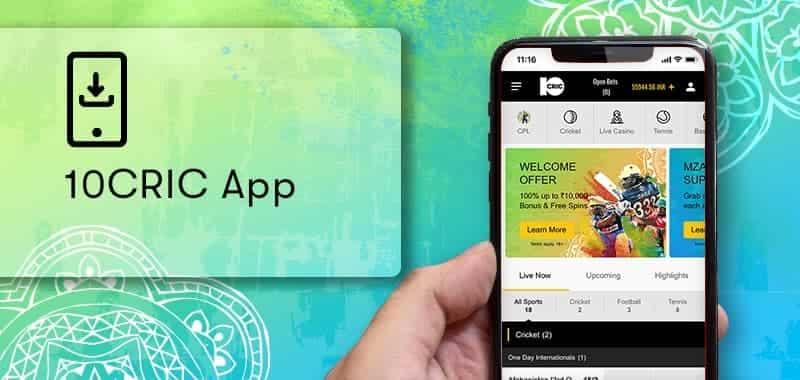 10CRIC app review