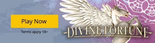 10CRIC Divine Fortune