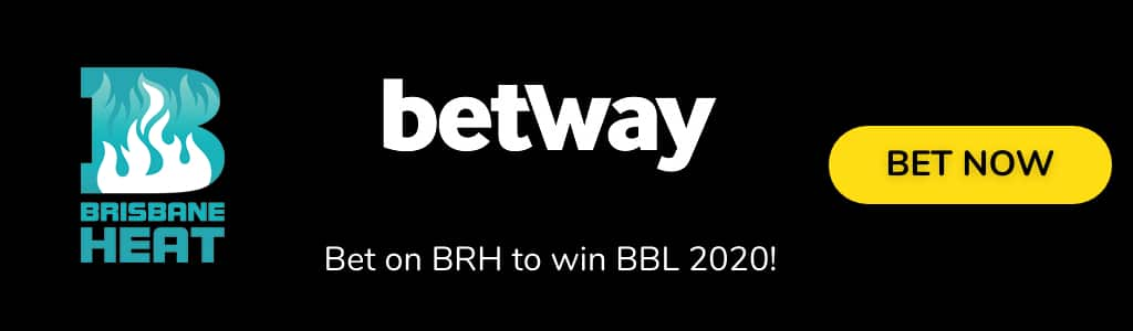 Brisbane Heat BBL 2020
