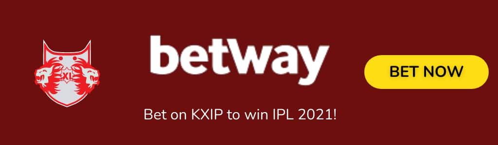 KXIP IPL2021 0DDS