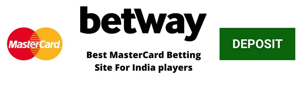 Best Mastercard betting site
