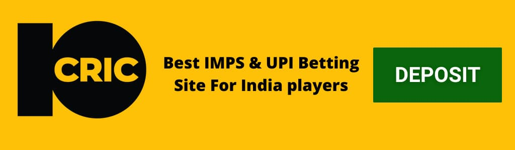 Best IMPS & UPI betting site