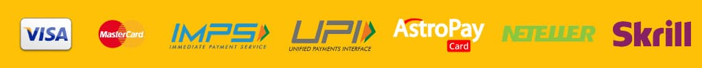 Payment Methods India